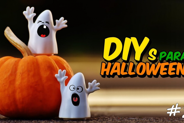 5 Ideas Divertidas para HALLOWEEN